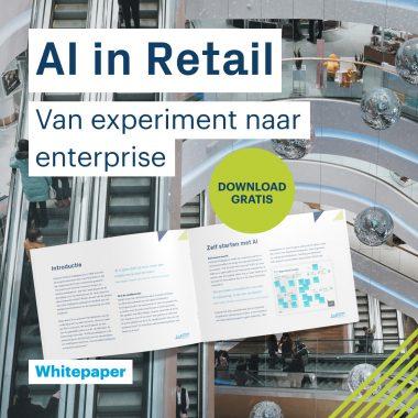 Whitepaper AI in de retail
