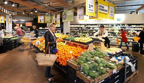 Afbeelding supermarkt