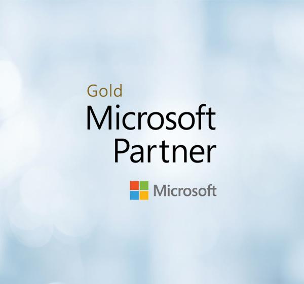 Microsoft gold partner Info Support